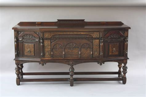 Antique Credenza antique carved walnut 1920s sideboard credenza at 1stdibs