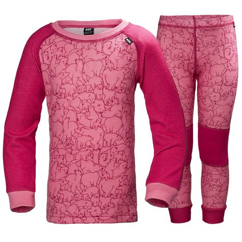 Set Hansen Kid helly hansen warm set 2 k 248 b det