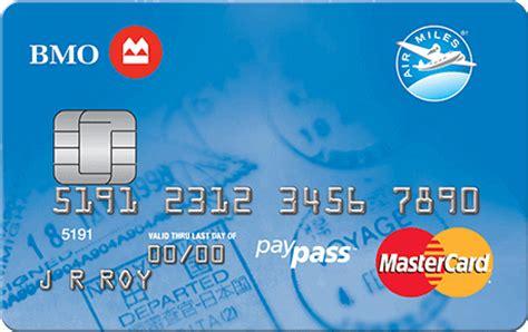 Bmo Prepaid Gift Card - air miles cashback travel no fee student bmo mastercard mastercard bmo