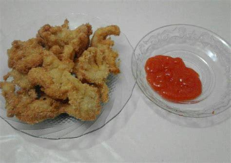 resep jamur tiram crispy oleh komariah cookpad