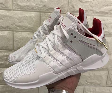 new year eqt adidas eqt support adv 91 16 cny 中国新年别注释出 sneakerdaily