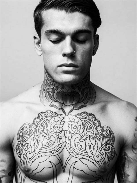 stephen james tattoos 55 creative designs of neck tattoos
