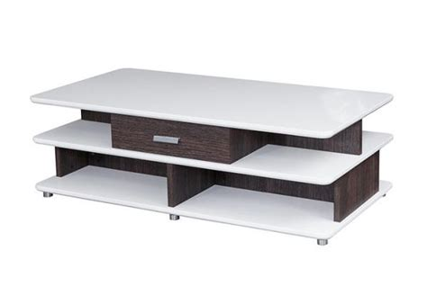 Modern Low Profile Coffee Tables Low Profile White High Gloss Side Table Modern Square Coffee Table For Sale 91181891