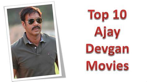 ajay devgan film list movies ajay devgan all movies list