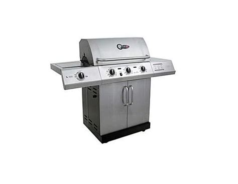 char broil gourmet 3 burner tru infrared grill review