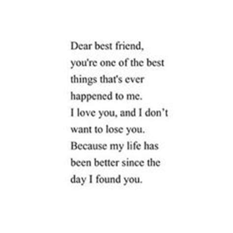 Dear 40 Things You Need To Before You Go 1000 images about friendship on best friends my friend and friendship quotes
