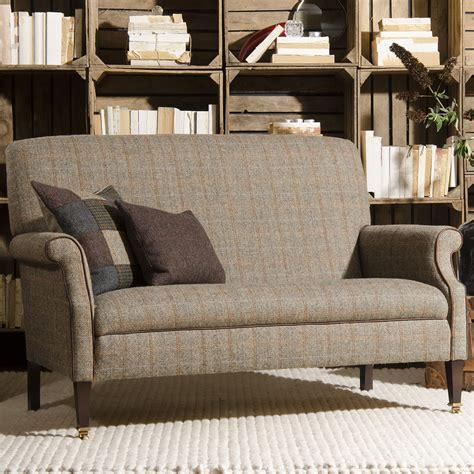 tetrad bowmore sofa tetrad harris tweed bowmore compact sofa