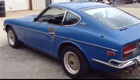 1972 nissan datsun 240z z car blog 187 post topic 187 george s 1972 datsun 240z