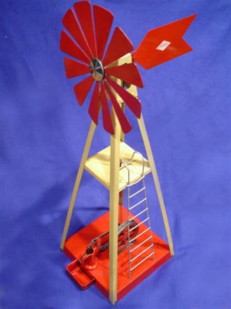 Handmade Windmill - wind power windmill water