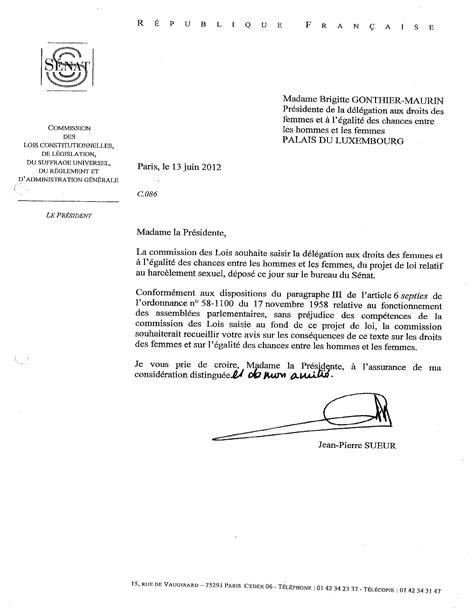 Exemple Lettre De Demission Suite Harcelement Moral modele lettre de demission pour harcelement moral