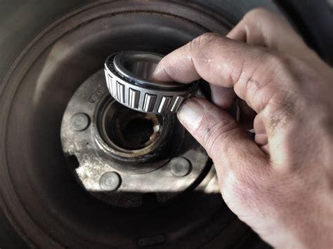 Bearing Roda Laher Roda Depan Kia All New Picanto front wheel bearings replacement on my 1967 cadillac