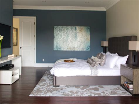 blue wall colors bedrooms blue bedroom photos hgtv