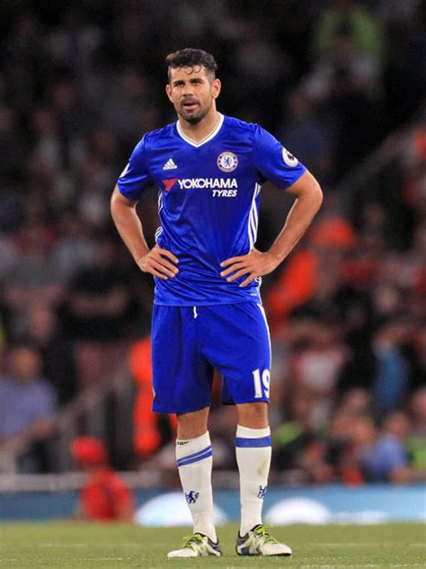 chelsea yesterday this is what chelsea rebel diego costa did yesterday is