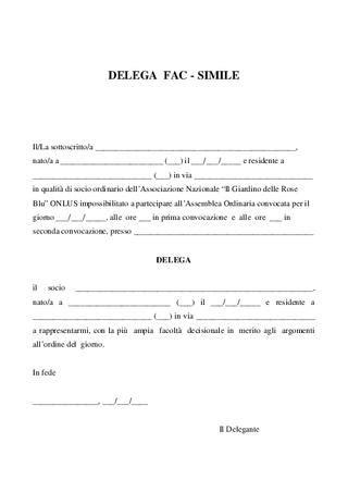 Delega by Pietro Segneri - Issuu