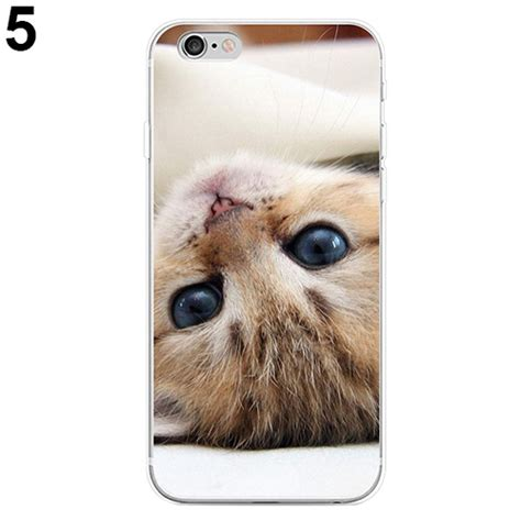 Samsung S7 Cat cat series plastic phone cover for iphone 5