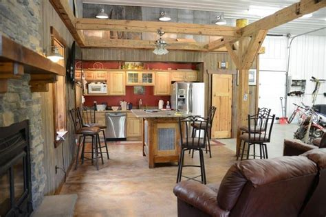 Shop With Living Quarters Floor Plans by 14 Tips On How To Build A Pole Barn Wick Buildings