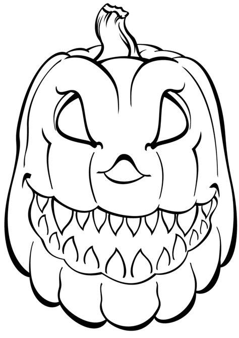 pumpkin head coloring pages 万圣节南瓜灯简笔画图片大全 万圣节南瓜灯的画法简笔画步骤图 简笔画大全