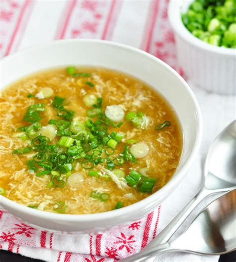 how to make egg drop soup cooking lessons from the