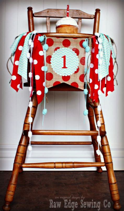 elephant high chair cake sock monkey birthday high chair highchair banner circus