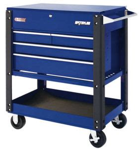 4 drawer metal utility carts waterloo