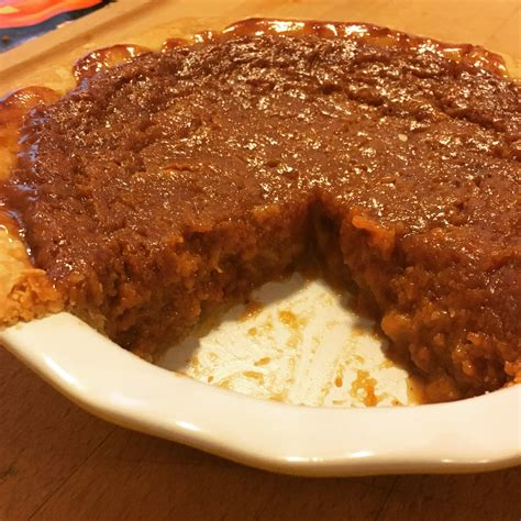 this sweet potato pie will make you famous the best