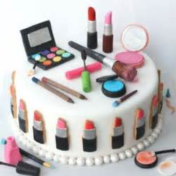 best 25 makeup birthday cakes ideas on pinterest makeup cakes mac cake and teen cakes