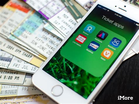 Best Finder App Best Ticket Finder Apps For Iphone Rukkus Applauze Seatgeek And More Imore