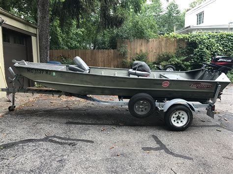tunnel hull duck hunting boat 15 landau tunnel hull boat 25hp with trailer michigan