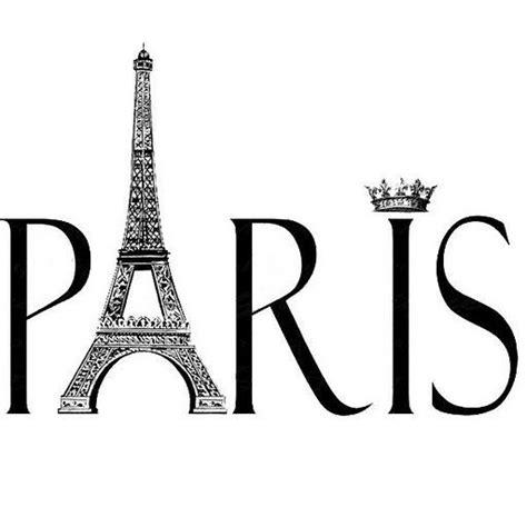 printable paris pictures black and white paris clipart google search paris