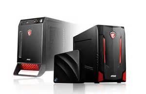 desktop the most versatile consumer pc msi global
