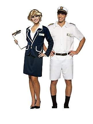 love boat theme party costumes bacon eggs adult couples costume johns party love