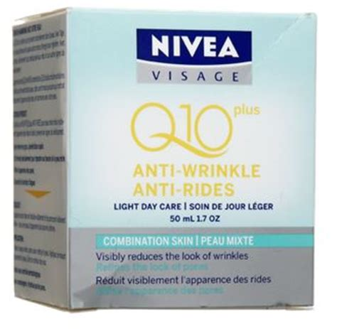 Nivea Visage Q10 Plus Anti Wrinkle Reviews nivea nivea visage q10 plus anti wrinkle light day