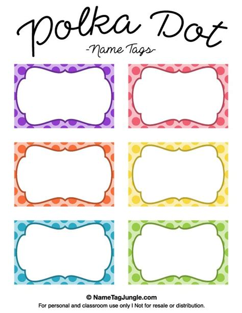 1000 ideas about name tag templates on pinterest name