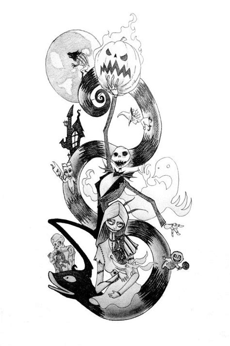 jack the pumpkin king tattoo designs i am the pumpkin king a nightmare before by