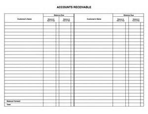 printable ledger template general ledger template printable