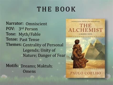 The Book by The Alchemist Book Review