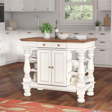 august grove collette kitchen island kitchen island