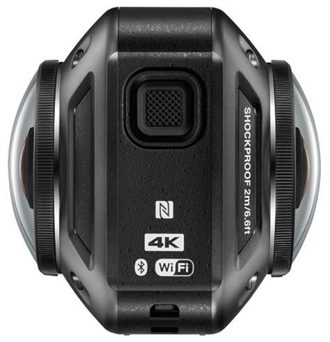 Kamera Gopro Nikon nikon keymission 360 pierwsza kamera sportowa 360 stopni