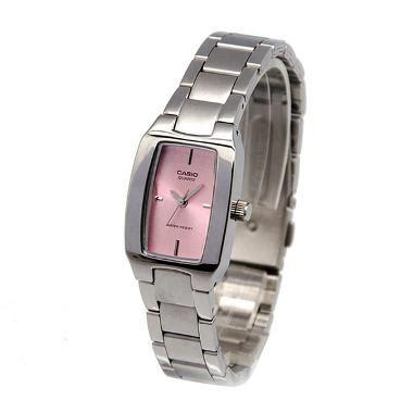 Jam Tangan Casio Ltp 1165 Silver jual casio original jam tangan wanita cs 0175 ji bonus
