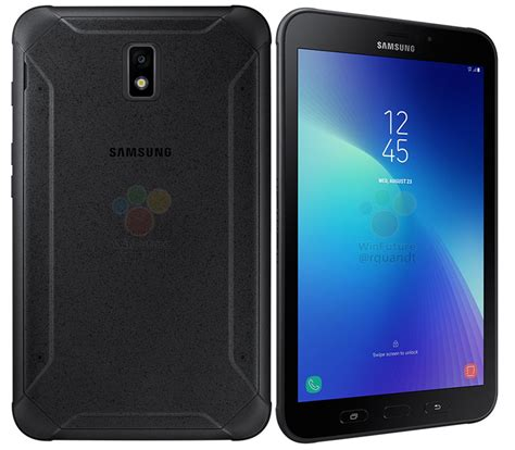 Samsung Galaxy Tab Active samsung galaxy tab active 2 rugged tablet with s pen bixby support fingerprint sensor surfaces