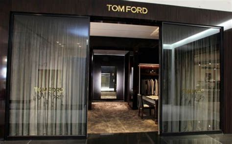 tom ford store in selfridges interior