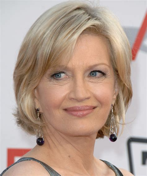 diane sawyer hairstyles for 2018 celebrity hairstyles by