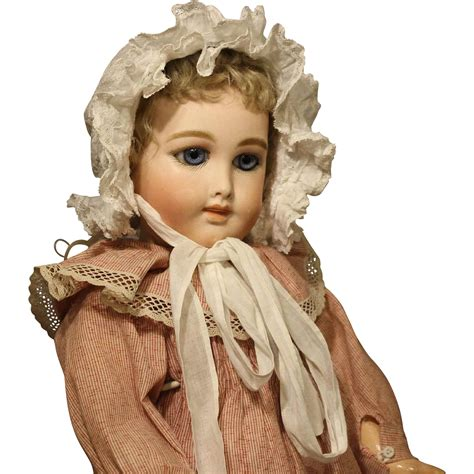 bisque doll value antique bisque doll by henri delcriox from