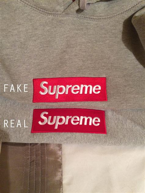 Supreme Box Logo Hoodie Grey With Real Material legit vs smp box logo pullover fashionreps