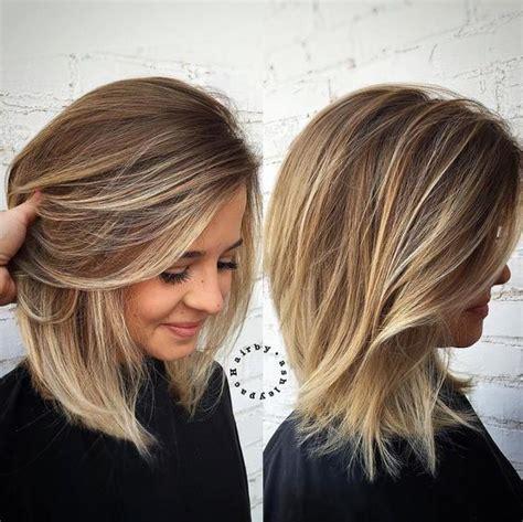 To Medium Hairstyles For Hair 2017 by Medium Length Hair Cuts For Thick Hair 2017 2017 Medium