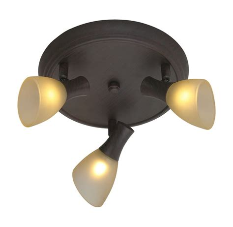 Brown Ceiling Light Eglo Ona Ceiling Light 3l Antique Brown With Chagne Glass The Home Depot Canada