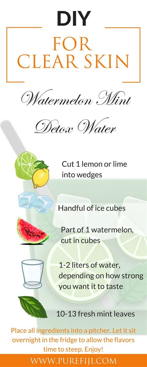Best Detox Foods For Skin by 17 Best Ideas About Clear Skin Detox On Acne