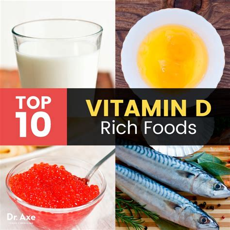 fruit with vitamin d top 10 vitamin d rich foods draxe