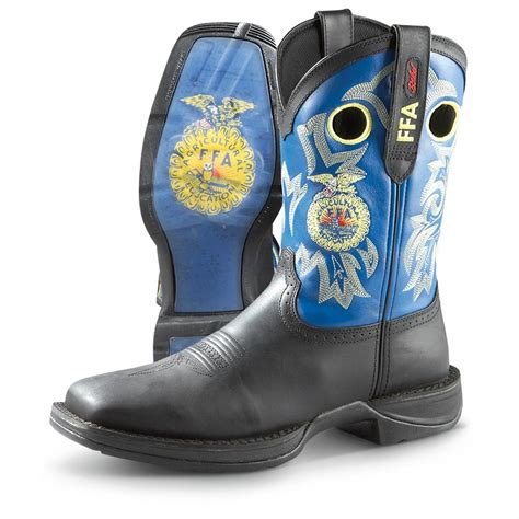 ffa boots s durango boot 174 rebel ffa certified western boots