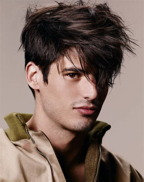 hairstyle covering one eye top 50 hot hairstyles and haircuts for guys 2017